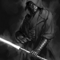 #Dessin #Fanart Dark Maul par Kugogin Star Wars