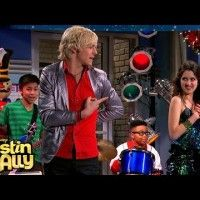 "Austin and Ally ""Perfect Christmas"" Disney Channel"