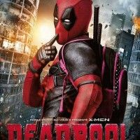 Affiche marrante de #Deadpool l'anti-héros de Marvel