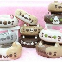 #Donut #Chat #Kawaii au japon
