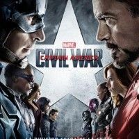 Très belle affiche du film #CaptainAmerica:CivilWar @MarvelFR @disneyfr