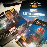 Le 24 mars sortira la nouvelle extension de #DisneyInfinity #marvelbattlegrounds. On est en train d'y jouer. On a le meilleur boulot du mond... [lire la suite]