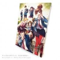 impression sur toile dedicace HoneyWorks