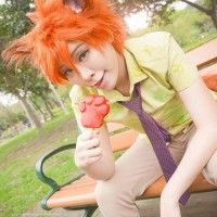 #Photo #Cosplay #Zootopie #NickWilde par /阿暉、柳丁et FwMiao