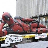 #Deadpool se ballade au #Japon