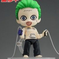 Nendoroid #Joker Suicide Edition #SuicideSquad #GoodSmileCompany jared leto #Figurine