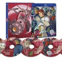 Captain Flam box blu-ray 2 au Japon
