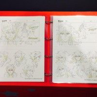 Models Character Sheets Expo #ShowByRock anime #Animation