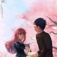 A Silent Voice koe no katachi shouko nishimiya ishida shouya kyoani fan art lunacerra