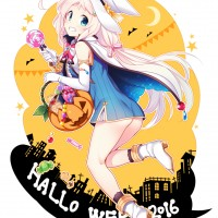 Halloween trick or treat citrouille dessin shira_skk