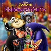 Zootopie fête Halloween Party