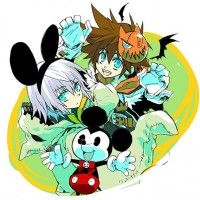 #Halloween #KingdomHeart #MickeyMouse #Dessin yukot disney
