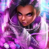 #Sombra #Overwatch #Dessin magion02
