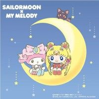 #SailorMoon x #MyMelody