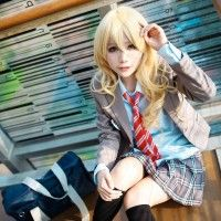 Cosplay de la série Your Lie In April