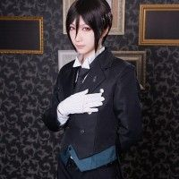 #Cosplay #BlackButler