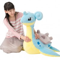 #Peluche #Pokemon Lokhlass à 230$ environ. https://www.pokemoncenter-online.com/?p_cd=4521329198569 #Goodie