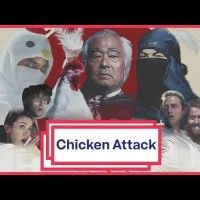 Chanson #Wtf Chicken Attack - Les poulets sont plus fort que #Naruto!