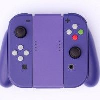 Joy con au couleur de la gamecube switch