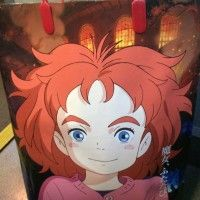 Joli sac Mary and the Witch's Flower Hiromasa Yonebayashi studio Ponoc