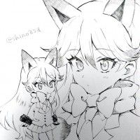 Kemono Friends dessin shinoasa