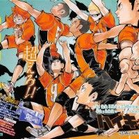 Haikyu Les As Du Volley