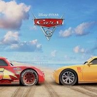Affiche #Cars3 #FlashMcqueen face à son destin le 2 août au #Cinéma #Animation pixar