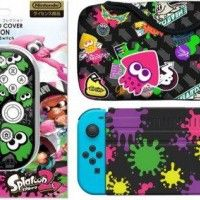 Goodies geek gamer Splatoon Nintendo Switch