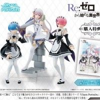 Figurines re:zero