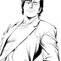 Angel Heart Nicky Larson City Hunter dessin Tsukasa Hojo