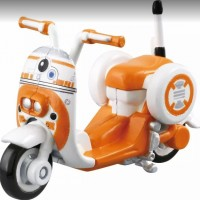 Scooter BB-8 Tomica Takara Tomy star wars 40e anniversaire
