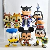 #Figurines Pop #Disney x #KingdomHearts #Goodie