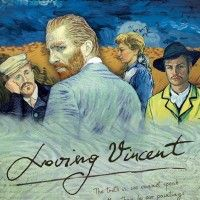 Prix du public du long métrage au Festival du Film d'animation Annecy International  #LovingVincent