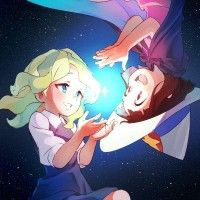 #LittleWitchAcademia #Sorcière #Anime