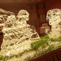 Sculpture de glace #LAttaqueDesTitans #ShingekiNoKyojin #Anime