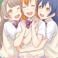 Anniversaire #KousakaHonoka #LoveLive! School Idol Project