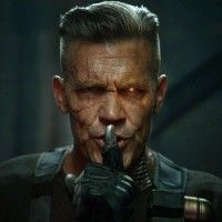 #Deadpool2 photo #JoshBrolin en Cable