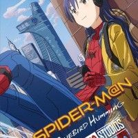 #Doujinshi #Idolmaster héroïnes de #Spiderman:Homecoming au #Comiket #Japon