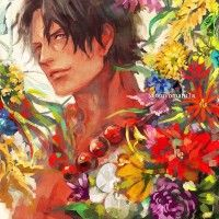 One Piece Portgas D. Ace dessin tsuyomaru1a