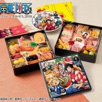 One Piece Osechi Ryori bento nouvel an japon