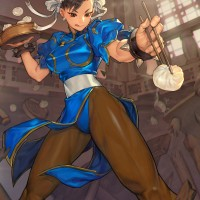 #Chunli #StreetFighter #Dessin MorryEvans #gamers #geek #JeuVidéo