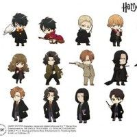 #HarryPotter en SD #Chibi #Kawaii #Manga warner bros