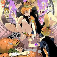 #Halloween #Haikyu #Anime #Manga