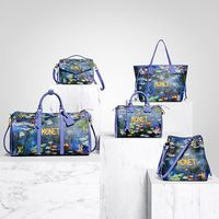 Sac #Monet de #LouisVuitton x #JeffKoons #Luxe