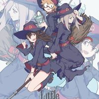 Little Witch Academia dessin Miv4t_