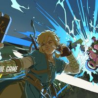 #TheLegendOfZelda:BreathOfTheWild POTG (play of the game) #Link #Dessin Jane Bak #JeuVidéo #JeuVideo