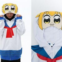 Cosplay hoodie Pop Team Epic