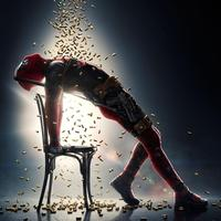 What a feeling! Deadpool #Parodie Flashdance sur cette affiche #Deadpool2 #Humour