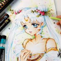 #SailorMoon Crystal #Dessin #Nashi #Anime #Manga #Animation