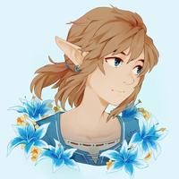 #Link The Legend Of #Zelda #Dessin lulless #JeuVideo #JeuVidéo